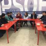 2017-03-02-reunion-sindicatos-psoe-gallego